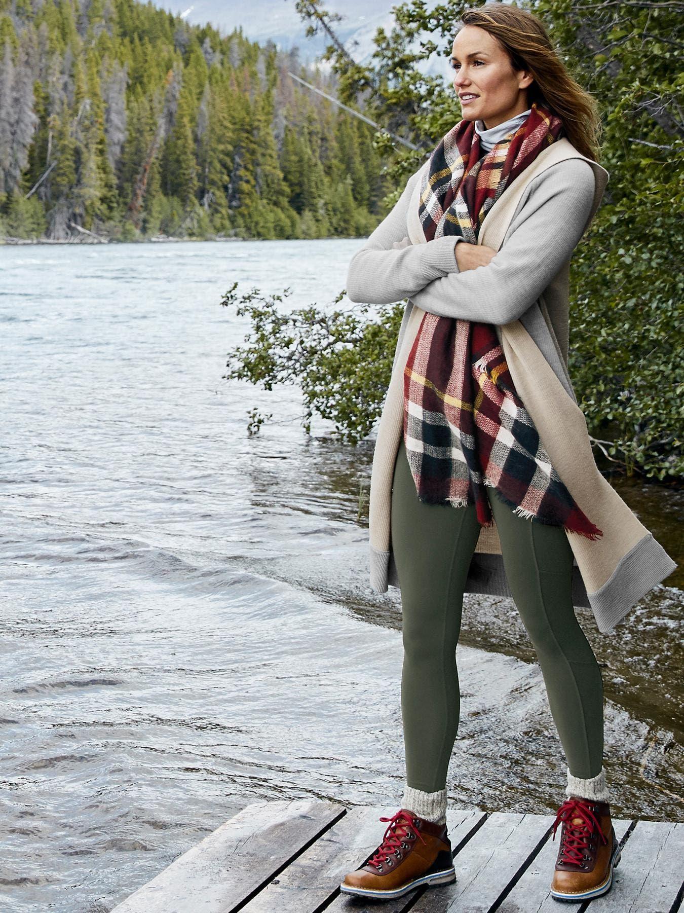 609a09e8eee Merino Mesa Hoodie Sweater  198 + High Rise Metro Drifter Tight  79 ...