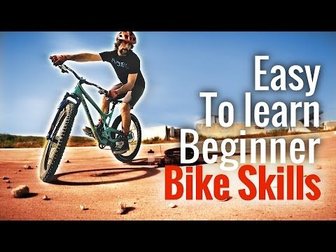 Watch 6 Beginner Mountain Bike Skills That You Can Learn Anywhere