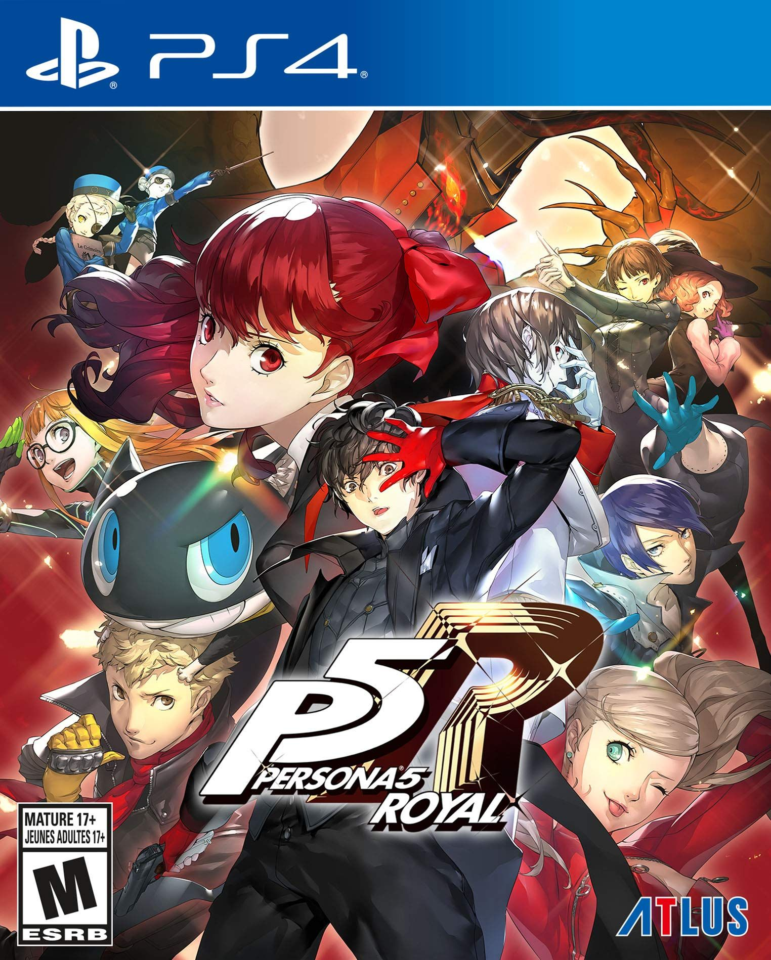 Persona 5 Royal Standard Edition Playstation 4 Read More Reviews Of The Product By Visiting The Link On The Image This Is A In 2020 Persona Persona 5 Story Arc