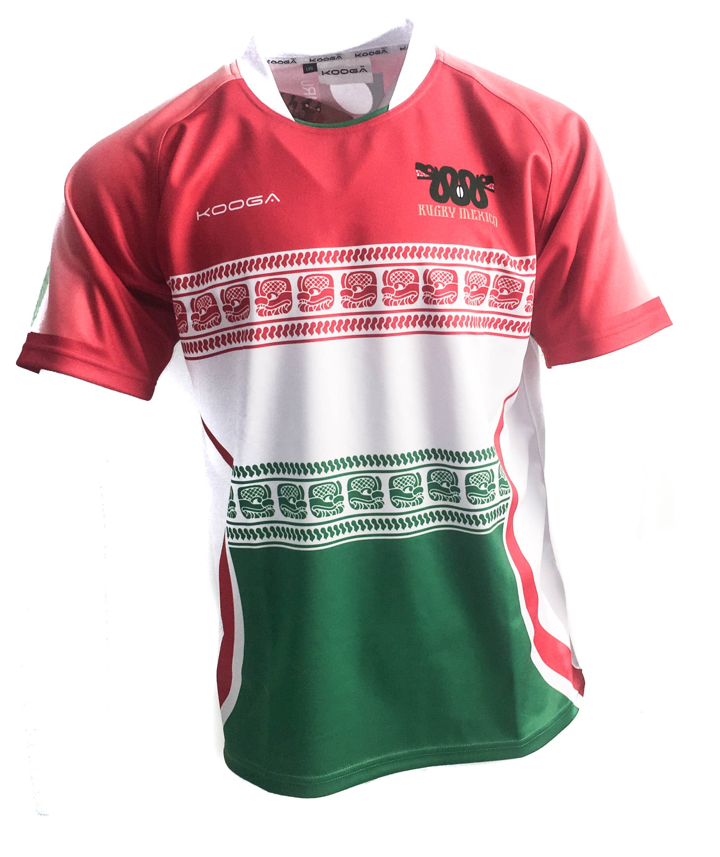 Mexico Rugby Jersey Rugby Mexico Casual Wear