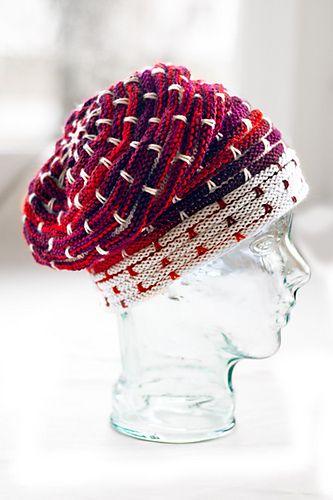 Kaul Toque pattern by Åsa Tricosa | Mützen von anderen | Knitting ...