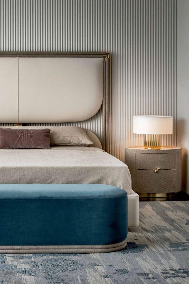 Bed Detail Bed Detail In 2020 Bed Headboard Design Modern