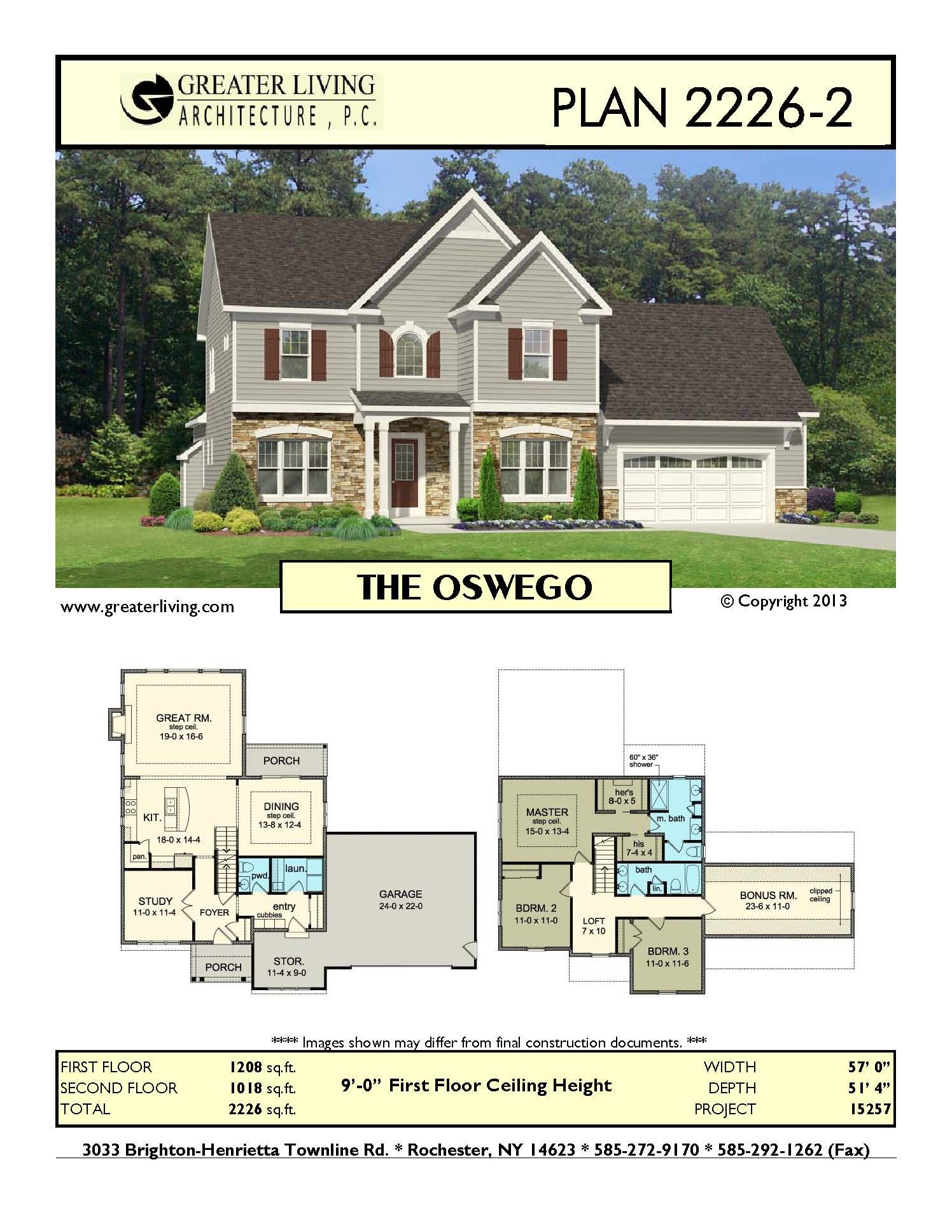 Greater Living Architecture In Henrietta, Ny Provides Premier Home Plans