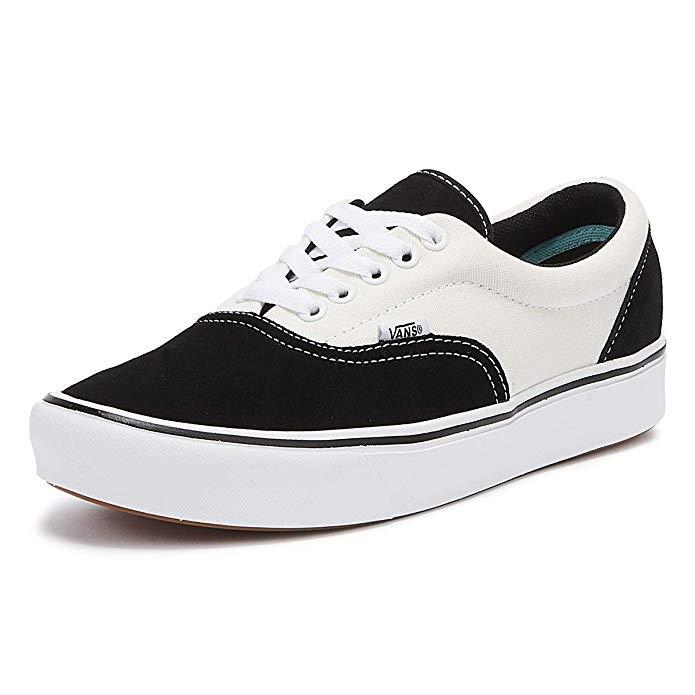 elegante Schuhe Markenqualität aliexpress Vans Herren Sneaker ComfyCush Era Schwarz/Weiß Größe EU 44 ...