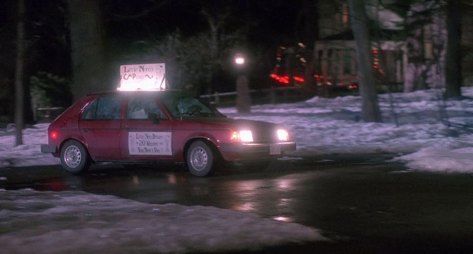 1984 Plymouth Horizon [C2] in Home Alone (1990) | Cars ...