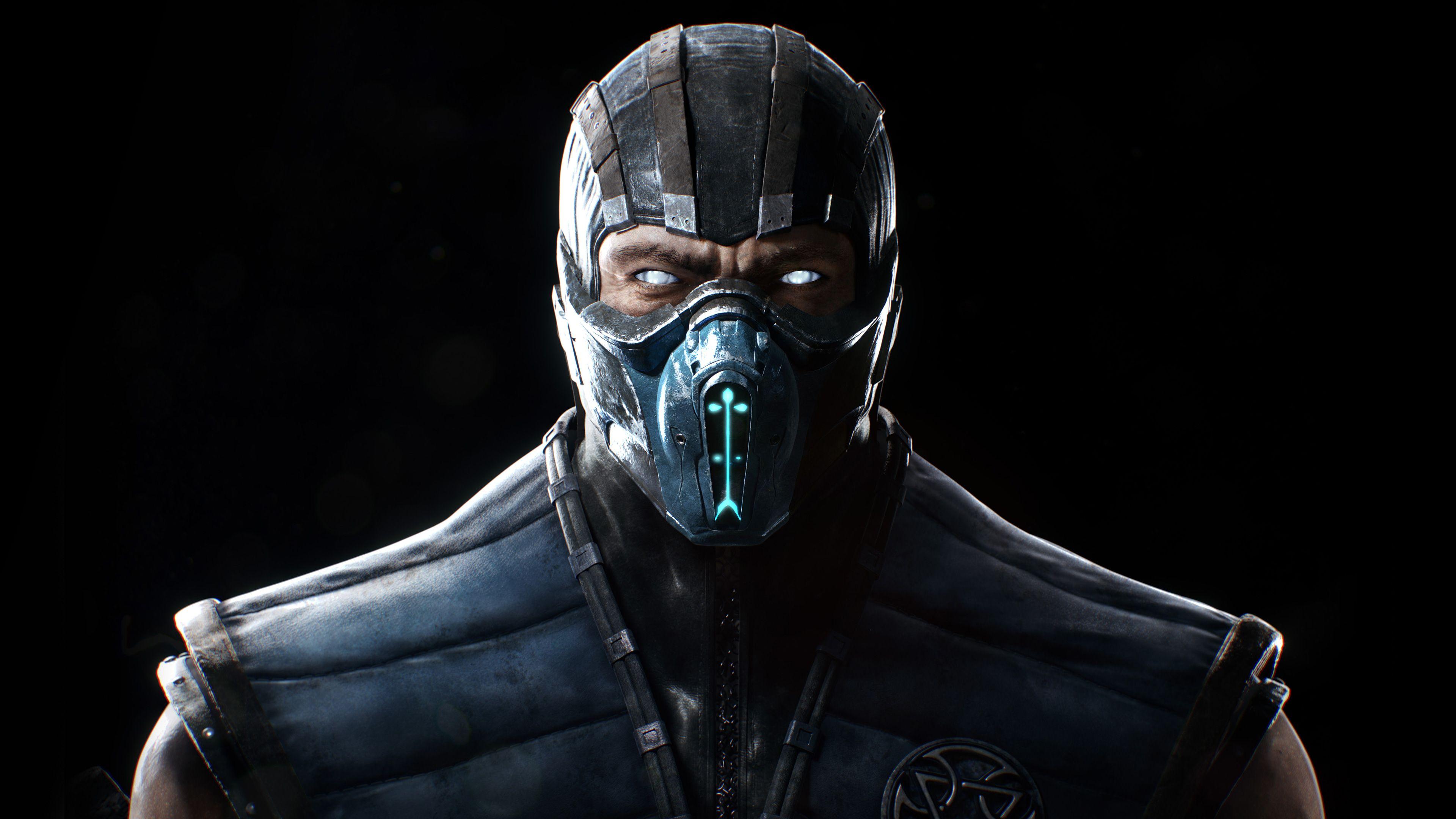 mortal kombat Mortal Kombat X Sub Zero Wallpapers HD