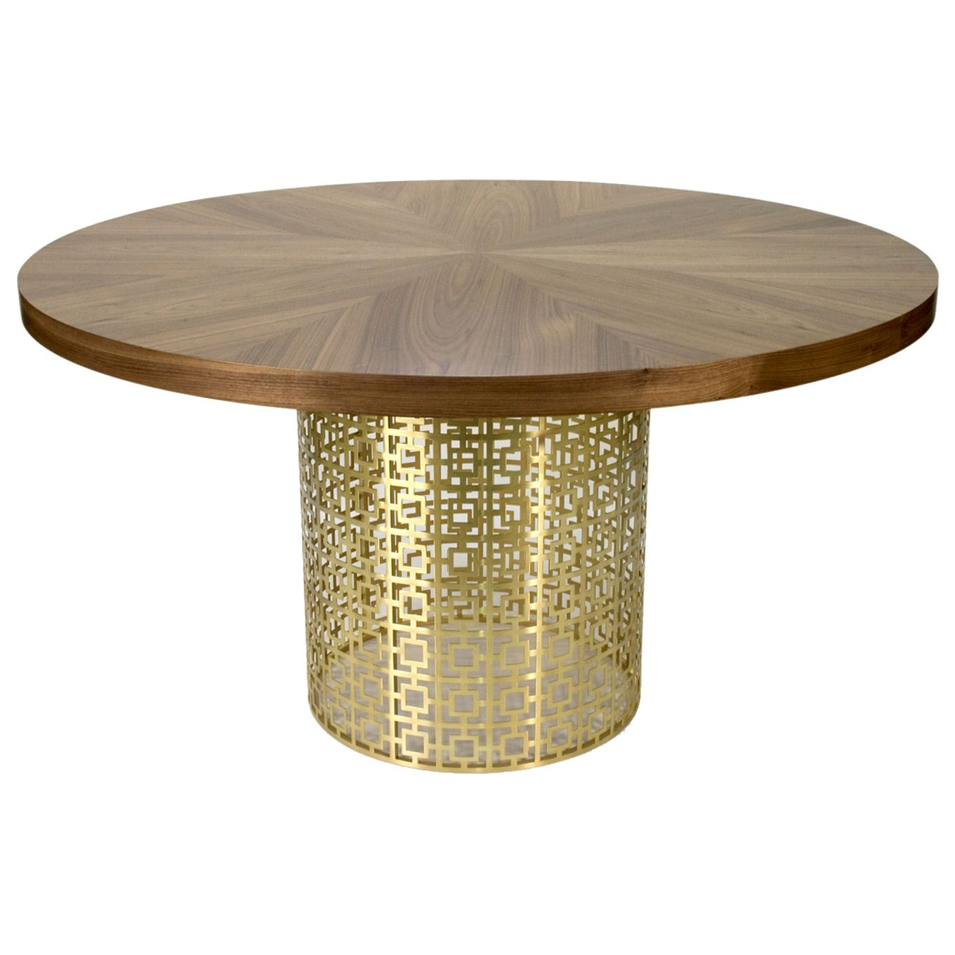 Ooooh! This Jonathan Adler table instead of a traditional desk in our extra room!?