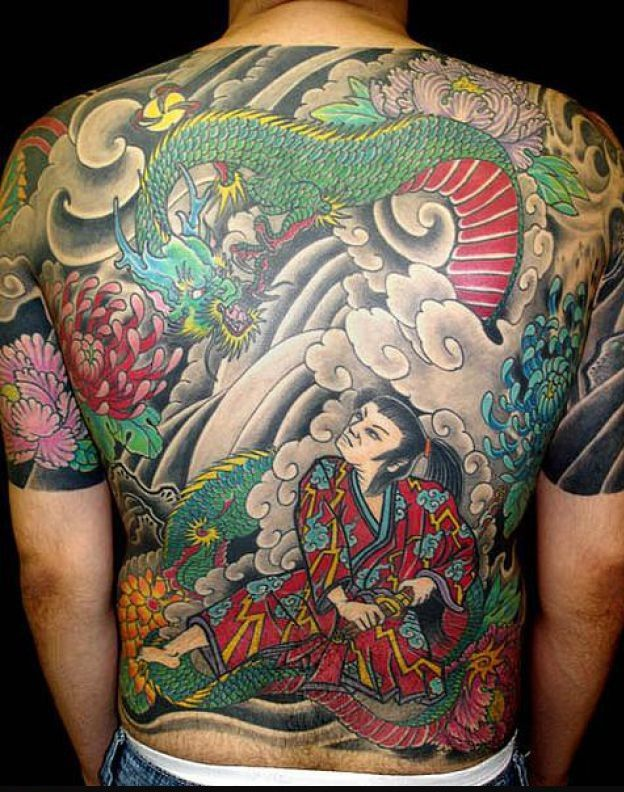 Japanese full body tattoo google search tattoo art for Japanese body tattoo