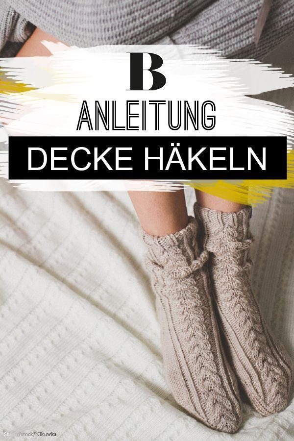 Fantastic Häkeln Kräuselungmuster Babydecke Frieze - Decke Stricken ...
