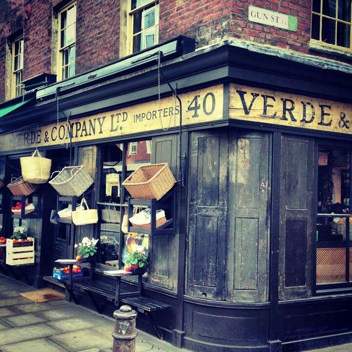 Verde and company gunn street london courtesy of rob