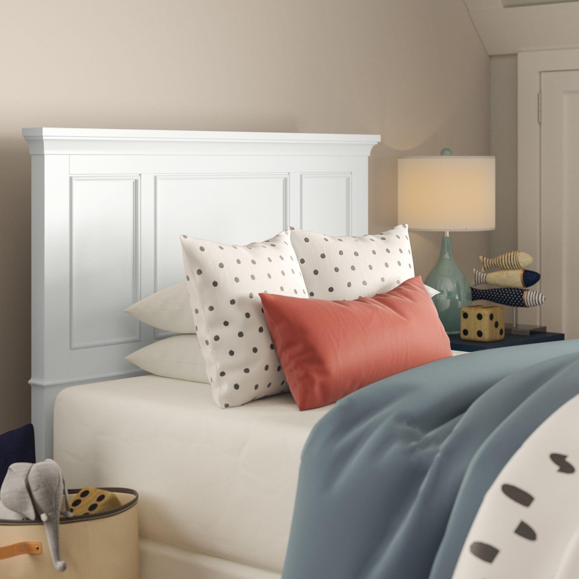 Tête de lit à panneau Barnard Headboard, Farmhouse
