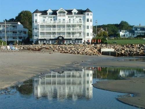 The Union Bluff Hotel In York Maine Simply Divine