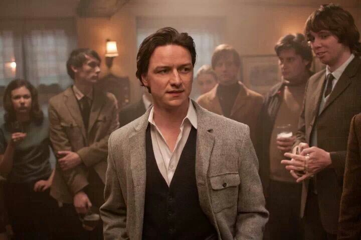 Charles Xavier X Men First Class James Mcavoy X Men Charles Xavier