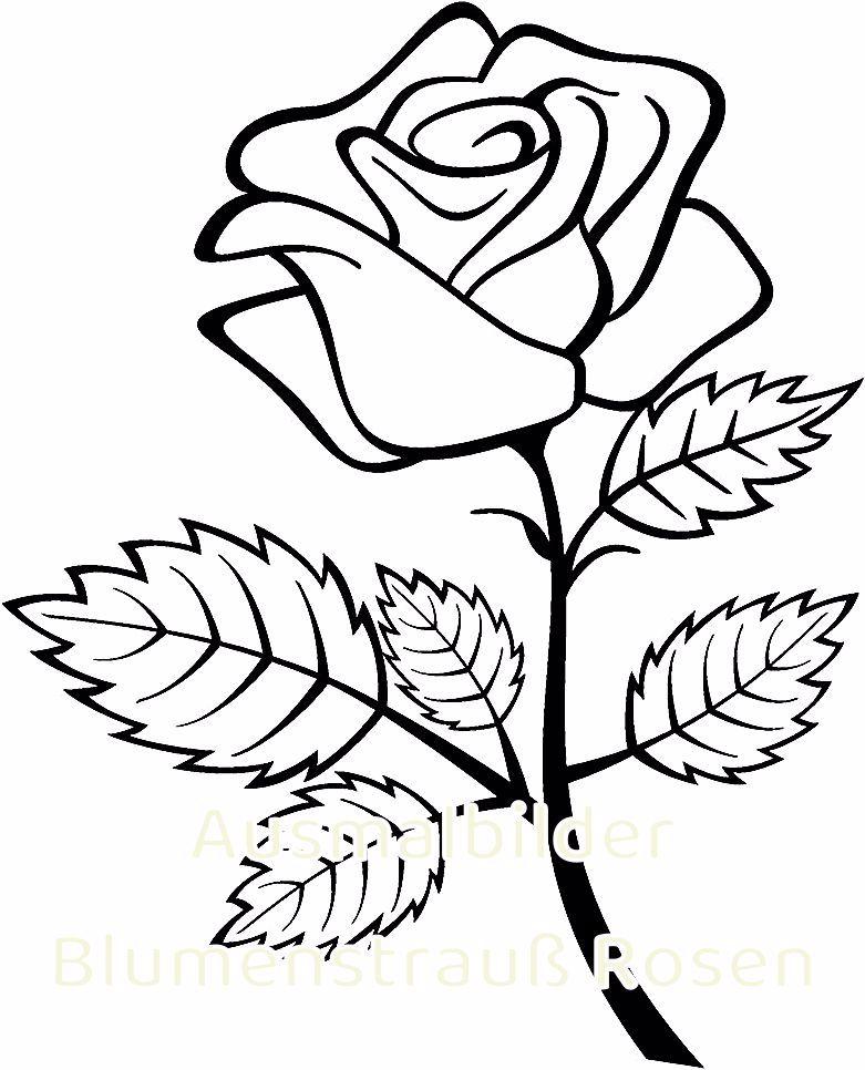 ausmalbilder blumenstrauß rosen  ausmalbilder einhorn