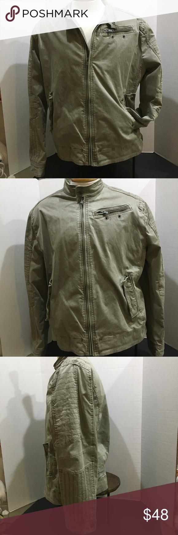 Men S Cotton Bomber Jacket By Express Size Xl Bomber Jacket Bomber Jacket Men Jackets [ 1740 x 580 Pixel ]