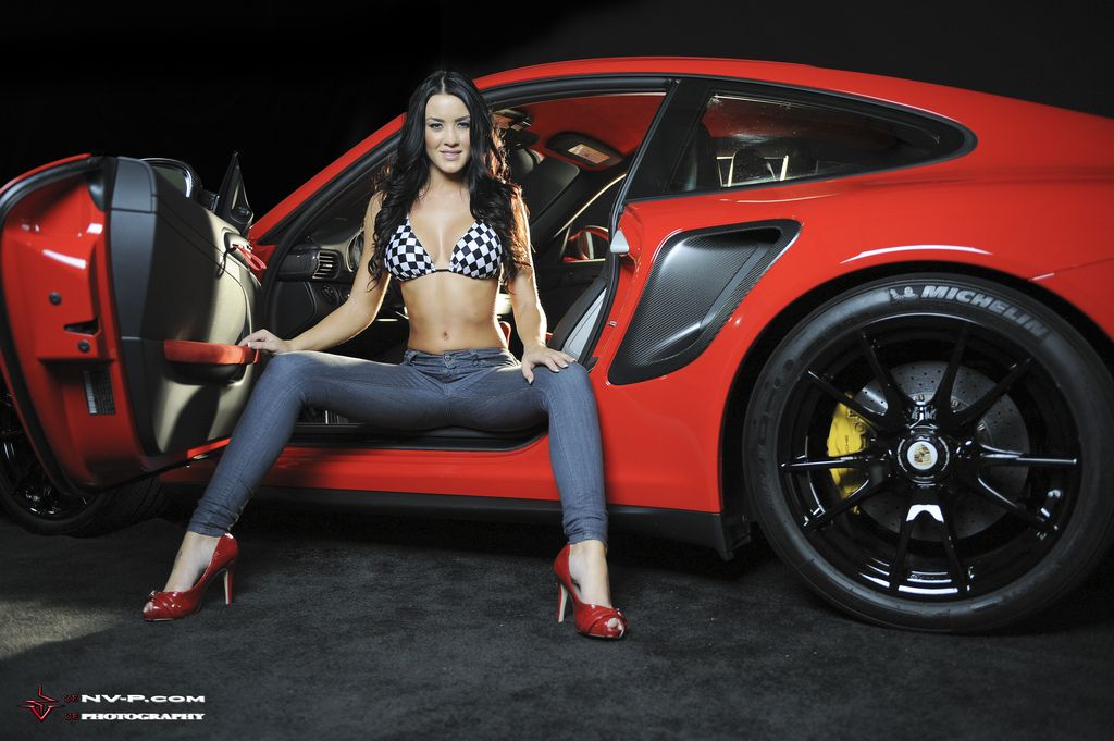 car girl alanna and red porsche 911 gt2 rs porsche pinterest porsche 91. Black Bedroom Furniture Sets. Home Design Ideas