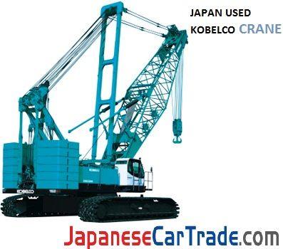 Kobelco Cranes India Pvt Ltd - The Best Crane Of 2018
