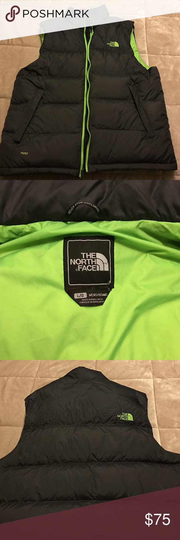 Men S The North Face Nuptse Vest Grey And Lime Green Men S Or Women S Nuptse Puffer Vest From The No North Face Nuptse Vest North Face Nuptse The North Face [ 1740 x 580 Pixel ]