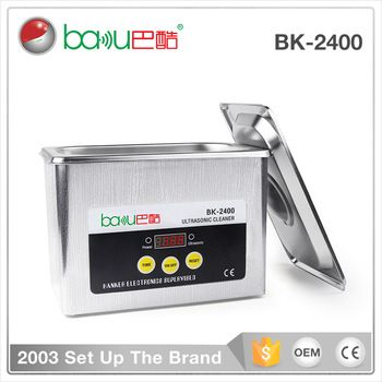 Baku Bk 2400 New Fruit And Vegetable Watches And Clocks Jewelry Portable Ultrasonic Cleaner View Fruit And Vegetable Baku Baku Product Details From Guangzh Ultrasonic Cleaner New Fruit Ultrasonic