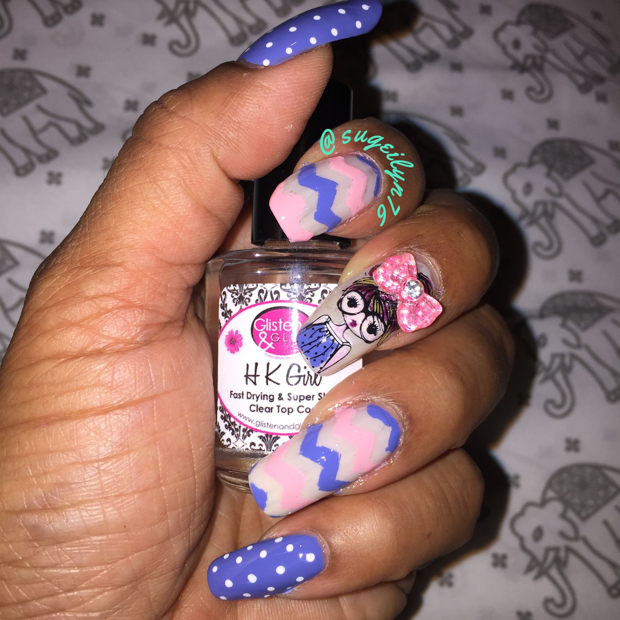 Pin by Sugeily Nuñez on Nails   Pinterest