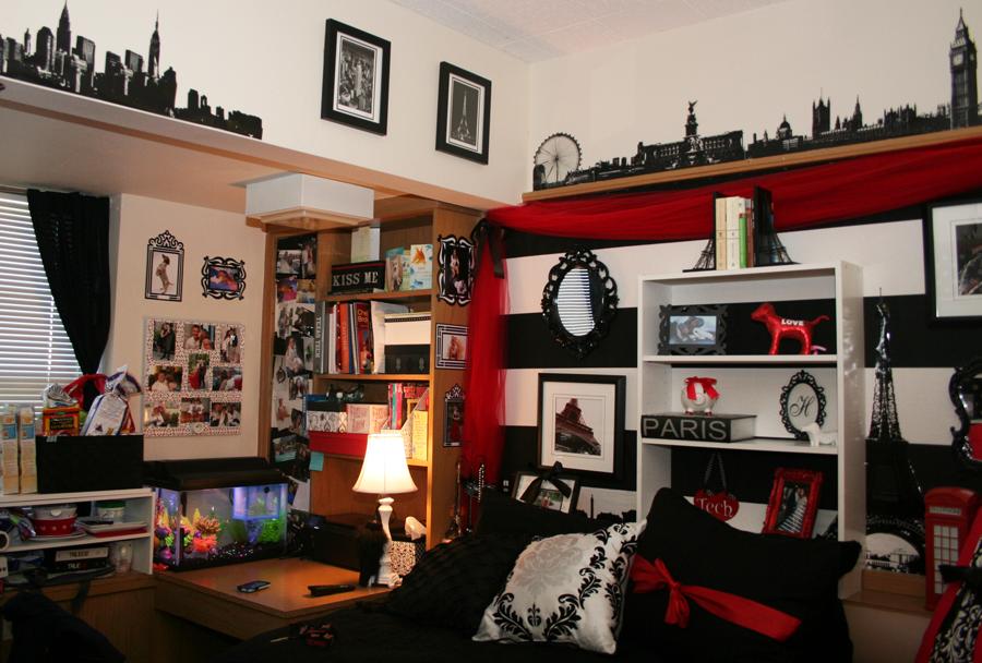 Decorating Ideas > Texas Tech University Dorm  College Decor  Pinterest  ~ 204027_Tech Dorm Room Ideas