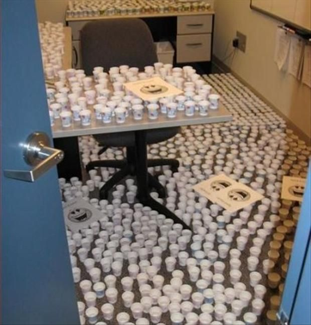 Funny Things People Do When They Get Bored At Work