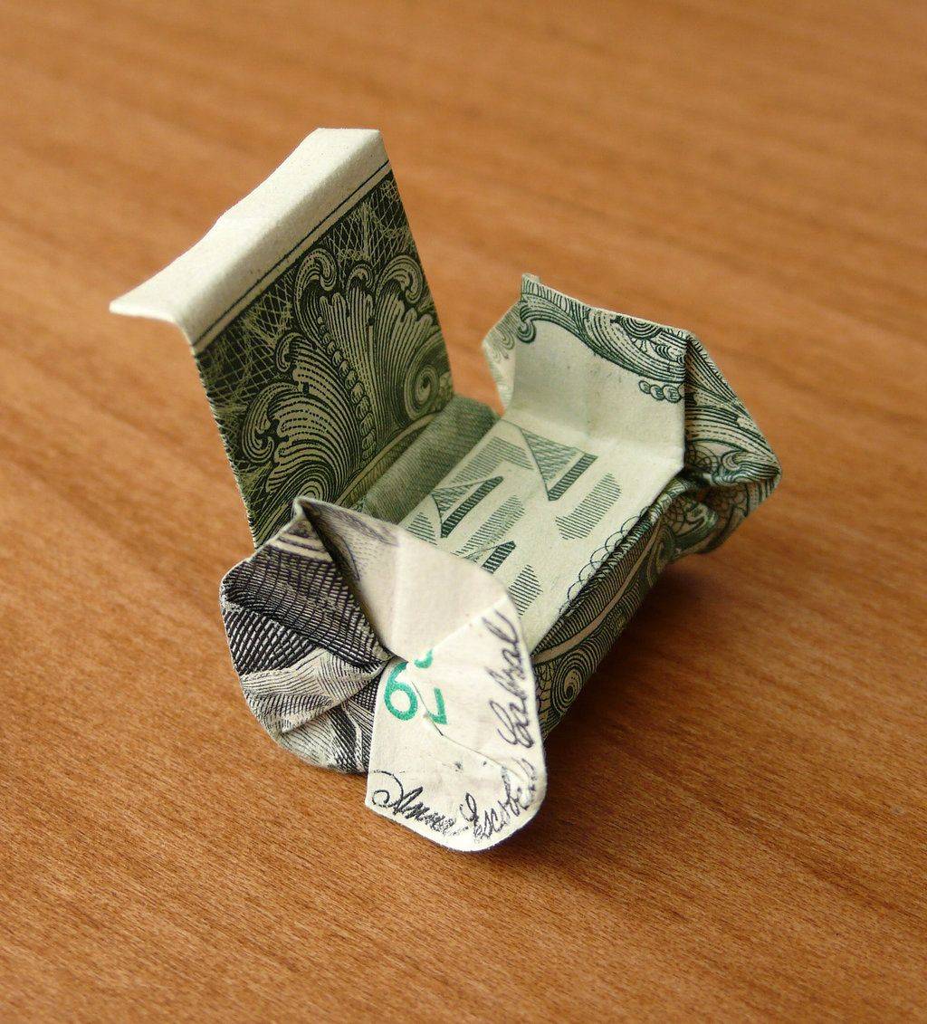c877a0a61a59a5 Beautiful Money Origami Art Pieces - MANY DESIGNS! Made of Real ...