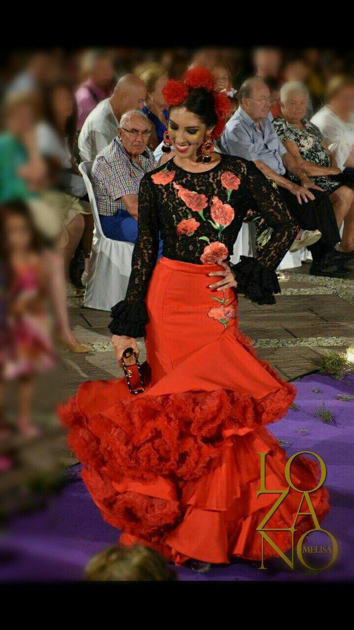 Rojolozano 20sueños Melisa Lozano San Rafael 19 Fuengirola Málaga Tlf 952581740 Modaflamenca Moda Flamenca Moda Trajes De Flamenco