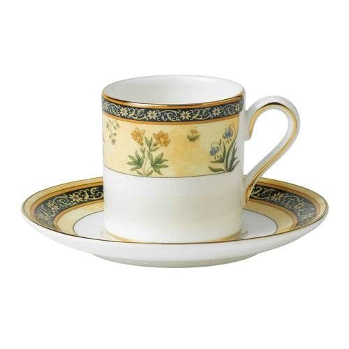 India After Dinner Cup Set Of 4 Tea Cups China Crockery