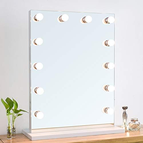 New Wayking Vanity Mirror With Lights Hollywood Lighted