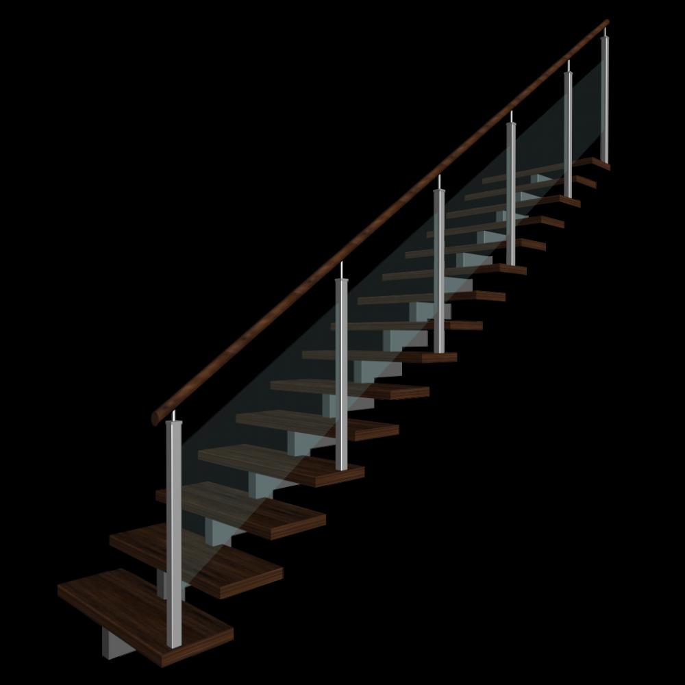 Stair Handrail Design deck railing ideas at http ...