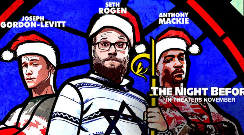 merry christmas to all and to all a nutcracker ball kind of night for a review of the night before right click the source warning a red band trailer - The Night Before Christmas Trailer