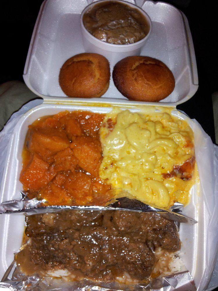 17 gets u dinner for 2 daysa good soul food dinner at