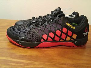 f334b491e62 NEW Reebok CrossFit Nano 4.0 PAX Flag Germany Training Shoes Womens 8  Sneakers