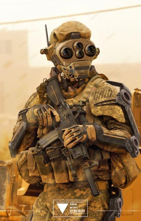 The Pink Mist Spookymintsmintsmints Saving Livesprn Spookymintsmintsmints Bassman5911 Future Solder Concept By Drbrbr Wh Future Soldier Sci Fi Armor