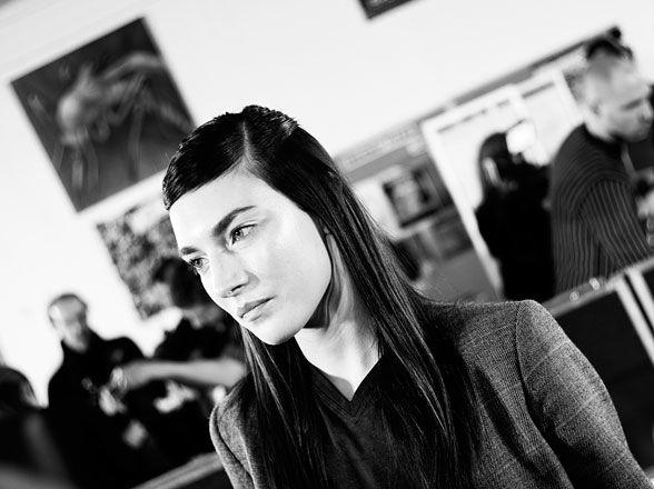 giambattista valli fall 2012 runway and backstage