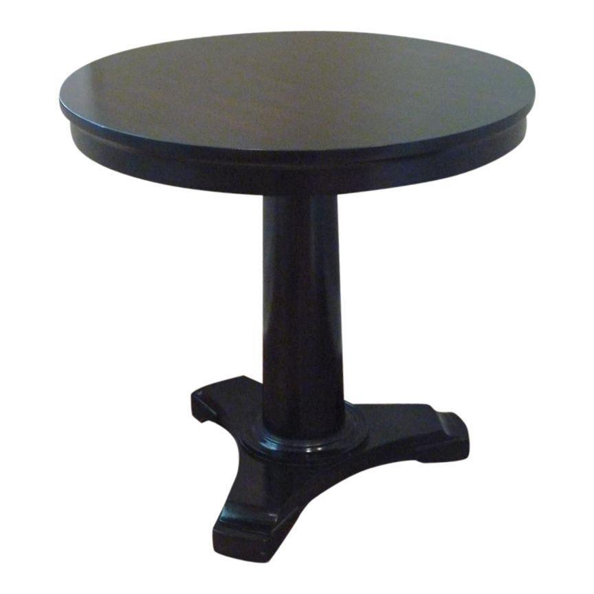 Restoration Hardware Portman Pedestal Table