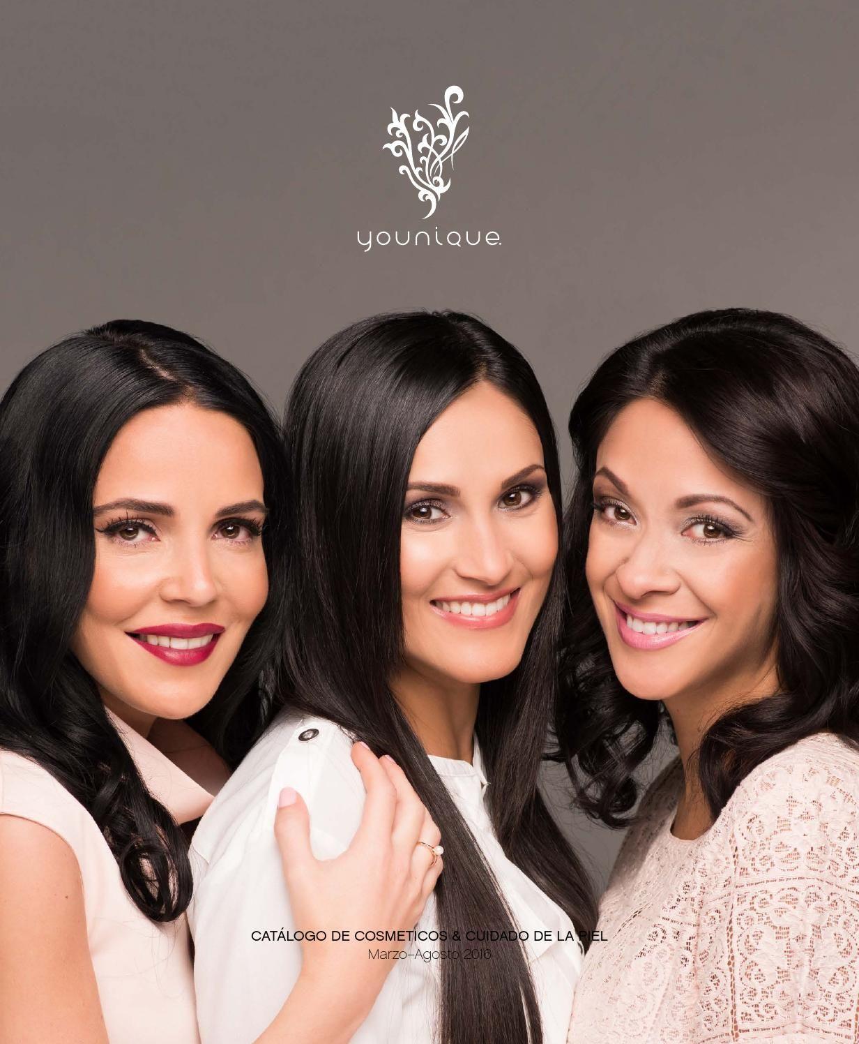 Younique Cosmetics Skin Care Catalog Cosas Que Comprar