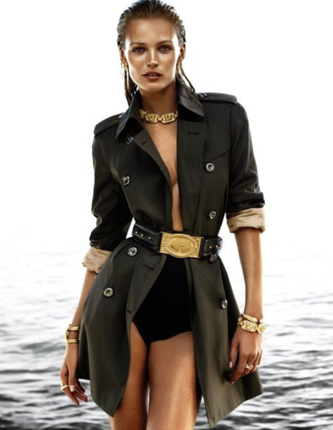 Sexy trench coats