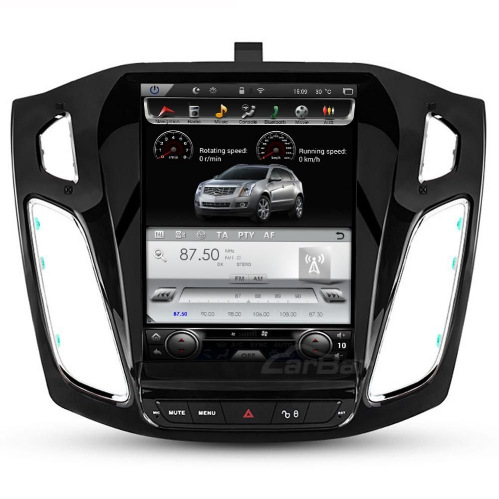This Radio Can Be Installed In Any 2011 2017 Ford Focus Stunning Feature Rich Plug And Play Retain Most Oem Features W Ford Focus Android Navigation Radio