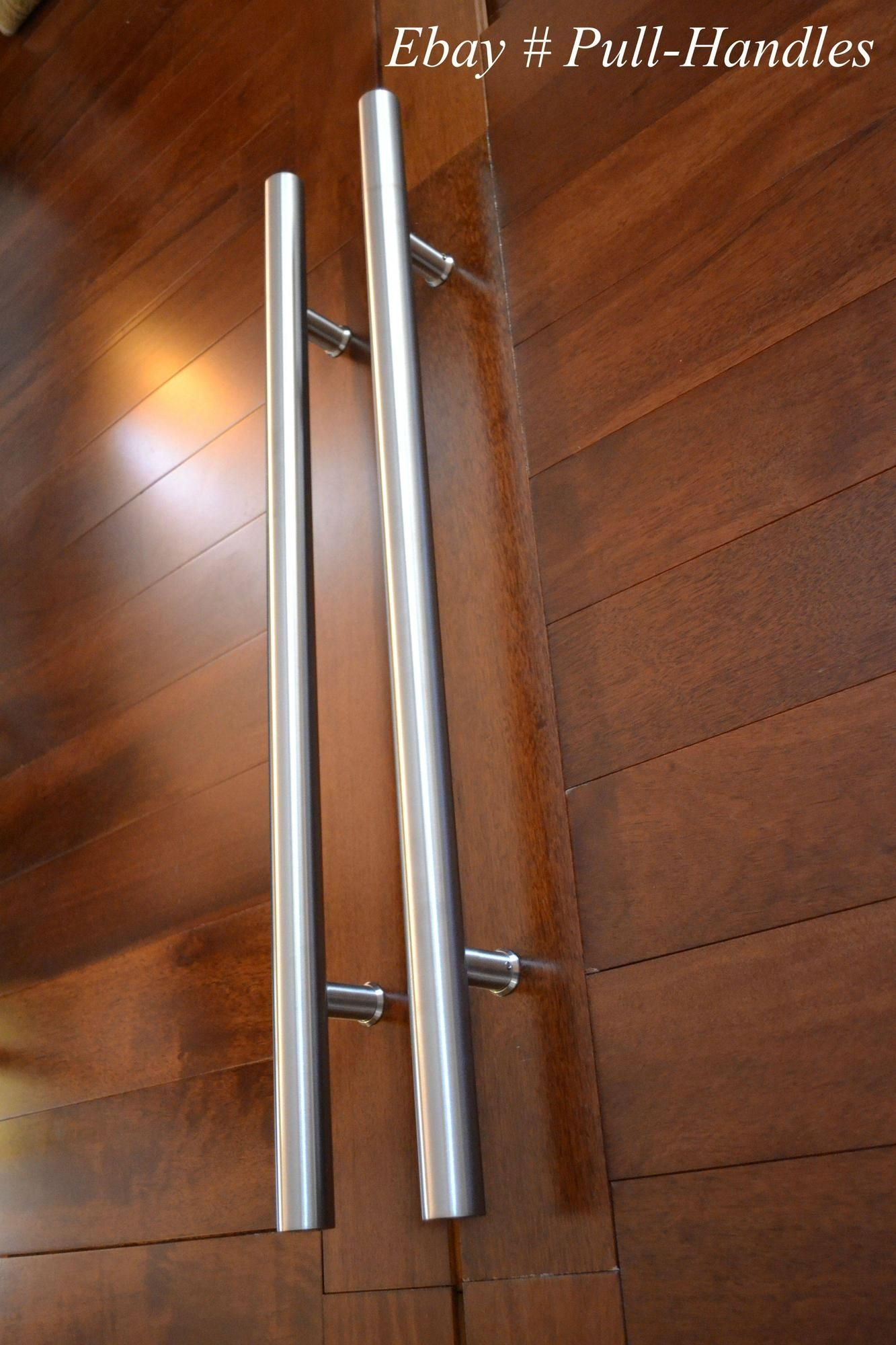 Large Front Door Pull Handles. Contemporary ...