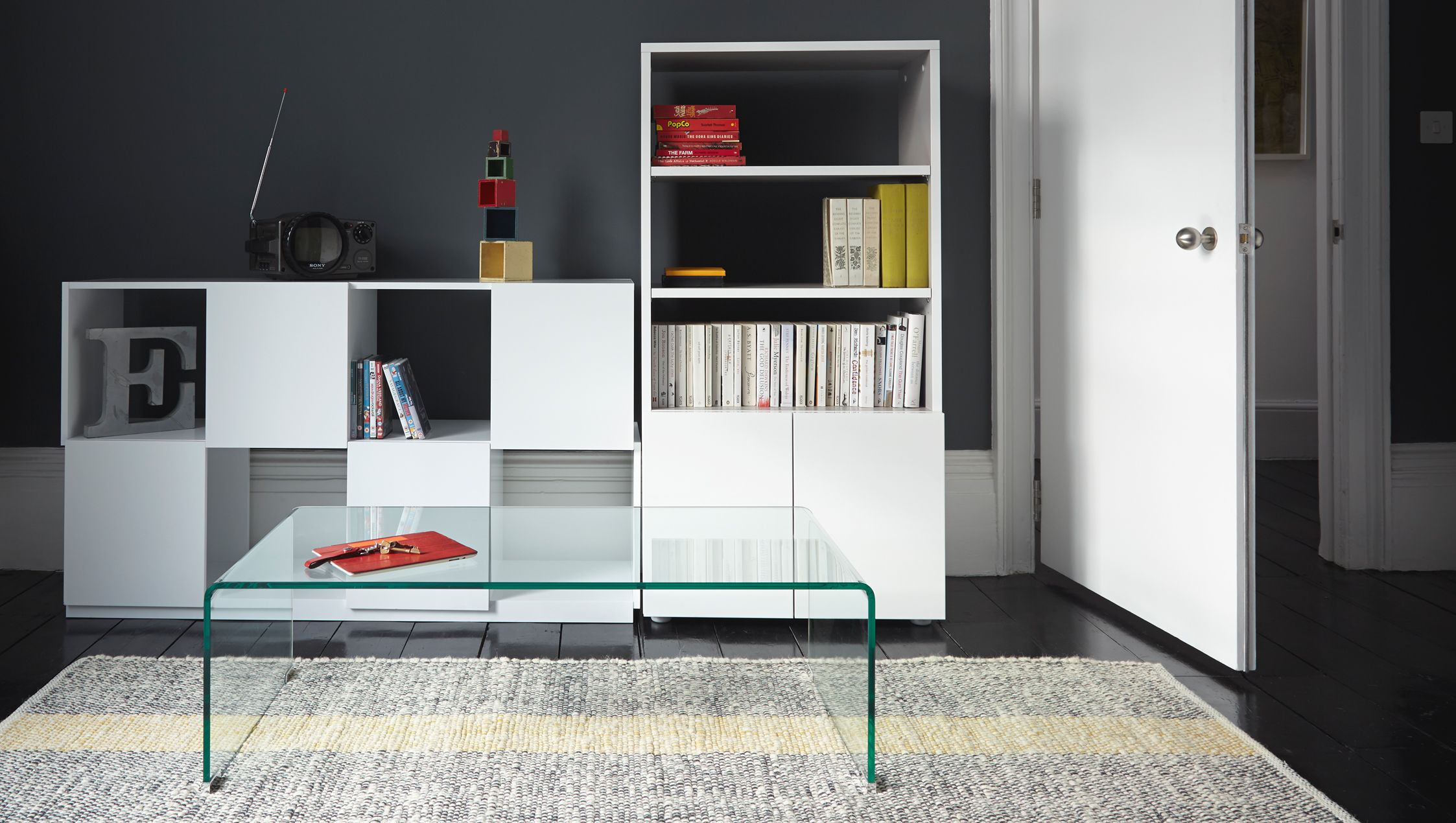 Kubrik And Hayden Storage Units And Shelves Perfect For The Living Room Dining Room Study Or Bedroom Declutter Your Space Shelving Home Shelving Unit