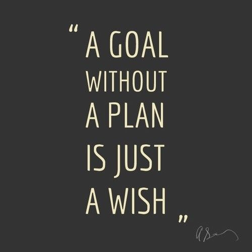 Life Goals Quotes Goal Without A Plan life quotes quotes quote tumblr inspiring  Life Goals Quotes