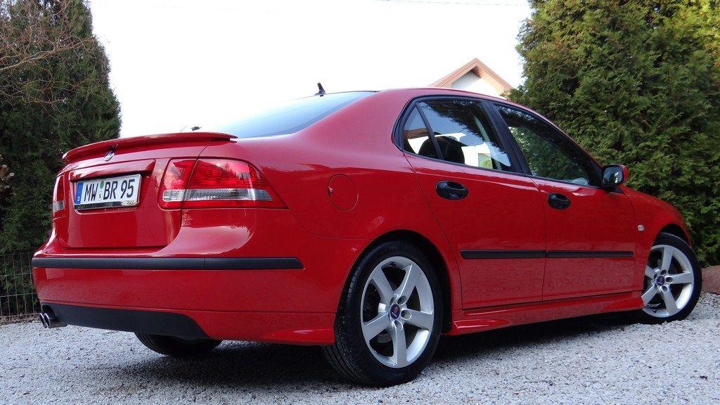 Saab 9 3 2 0 Turbo Aero Skora Af17 Z Niemiec Saab 9 3 Saab Turbo
