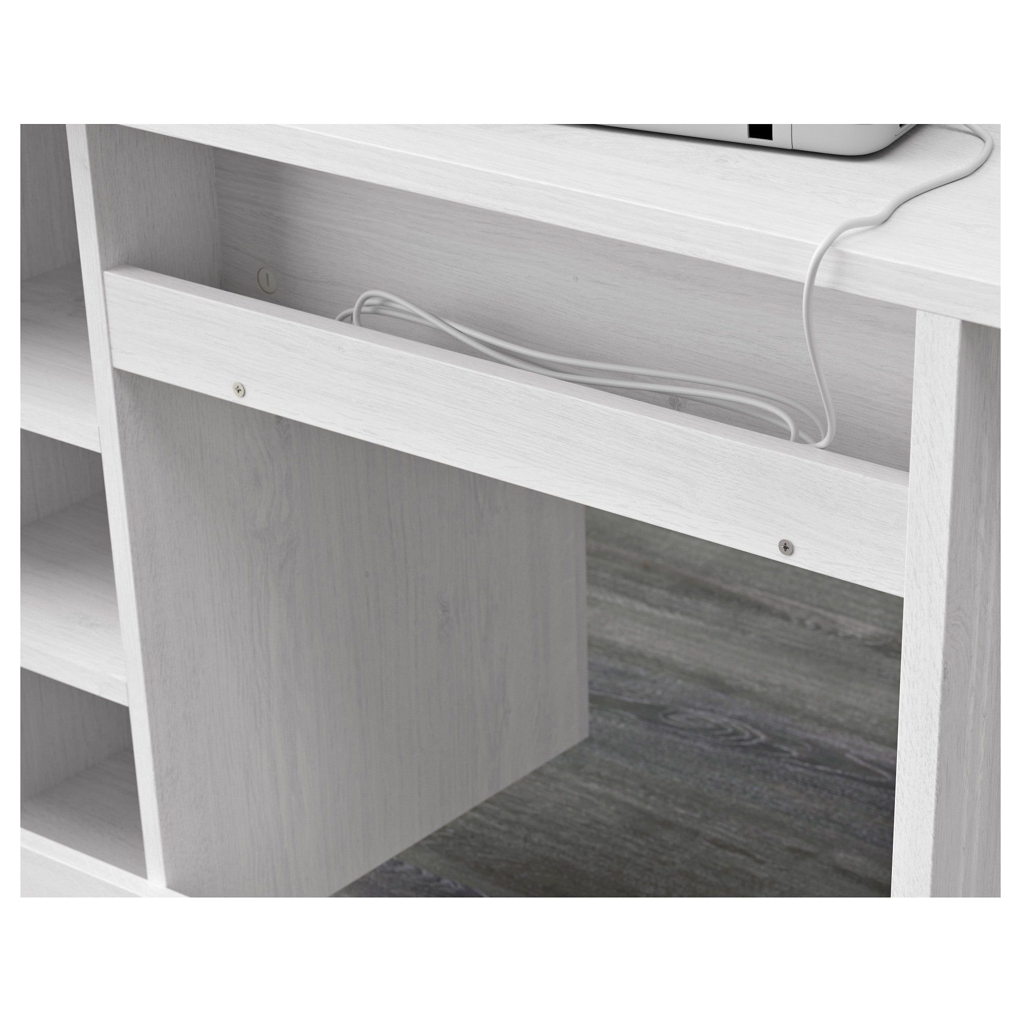 Brusali Schreibtisch Weiss Ikea Osterreich Schreibtisch Weiss