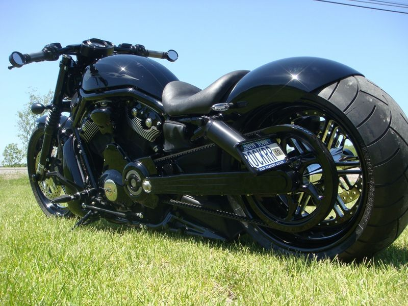 the hottest V-rod i have ever seen