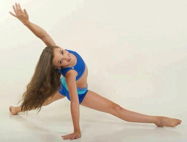 Kendall Vertes of the Abby Lee Dance Company