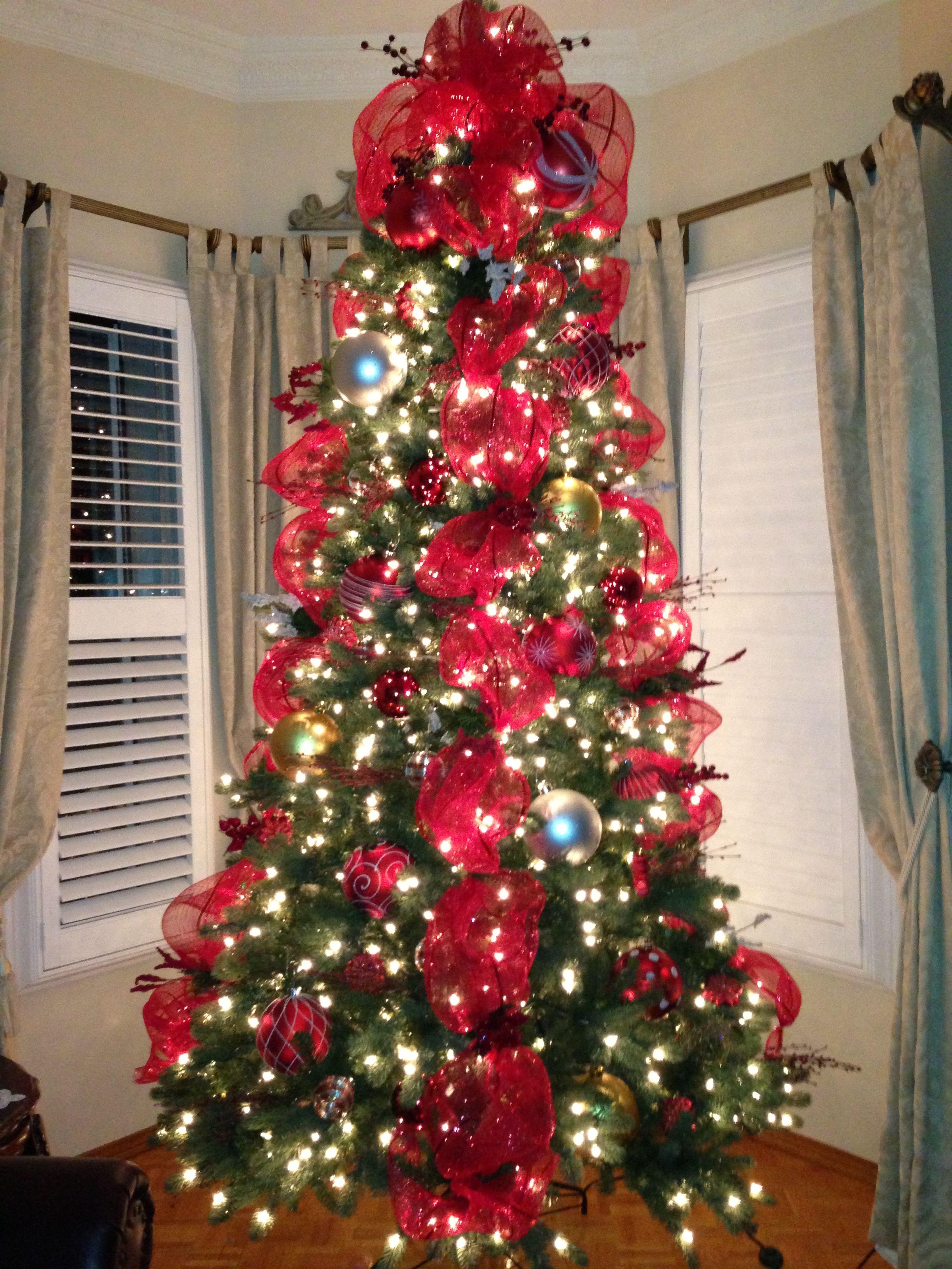 2012 Christmas Tree chez moi