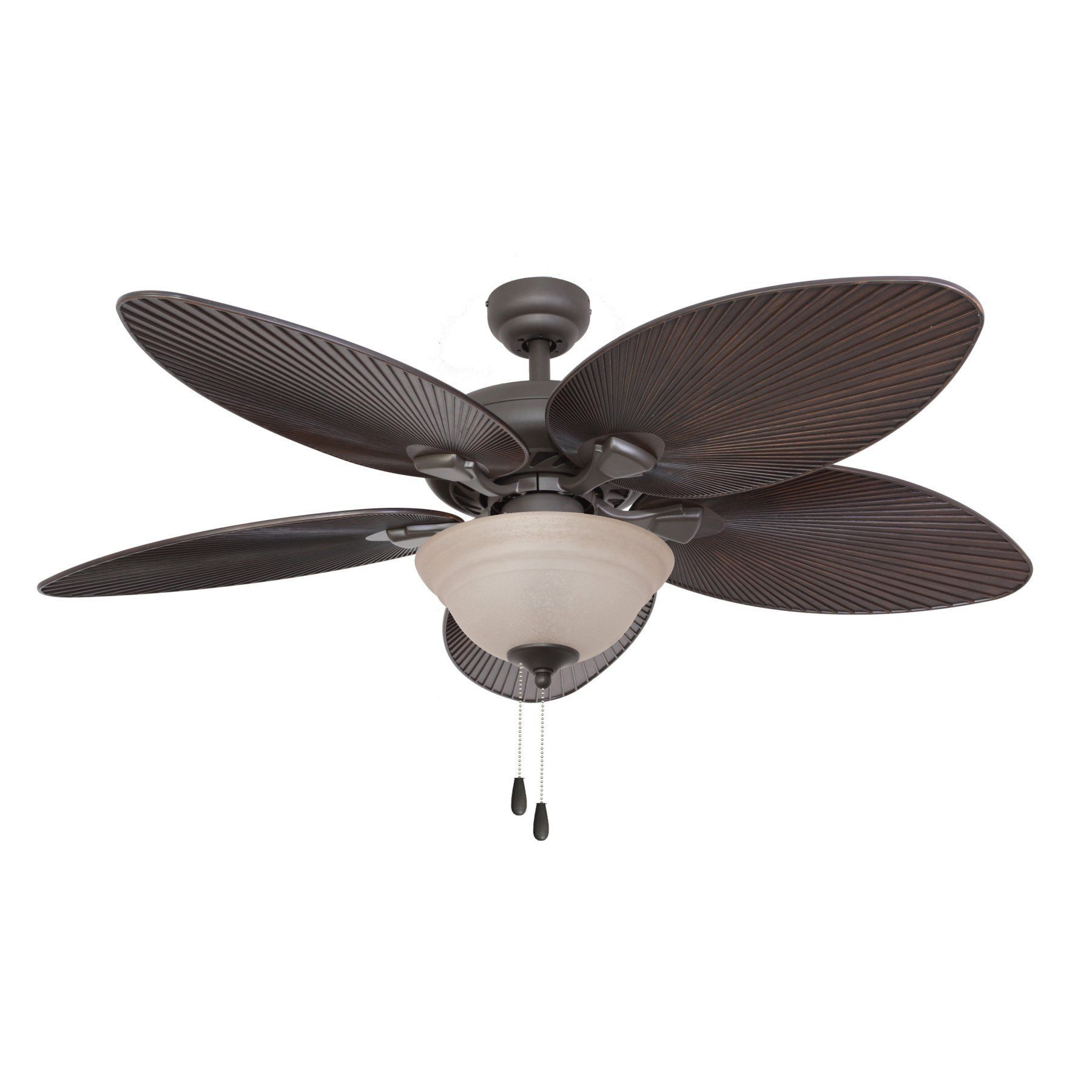 Prominence Home Cane Garden Bay 52 in Indoor Ceiling Fan with Light