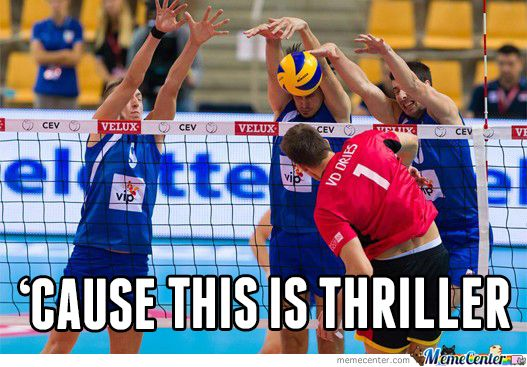 Meme Center Largest Creative Humor Community Funny Volleyball Pictures Volleyball Humor Volleyball Memes